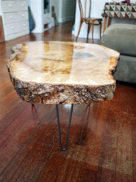 Fresh Cut Wood Diy Tables