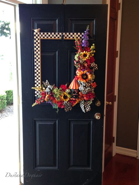 Front Door Diy Decor Picture Frame