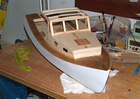 Front Of Lobster Boat Plans
