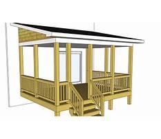 Best Front porch building plans free