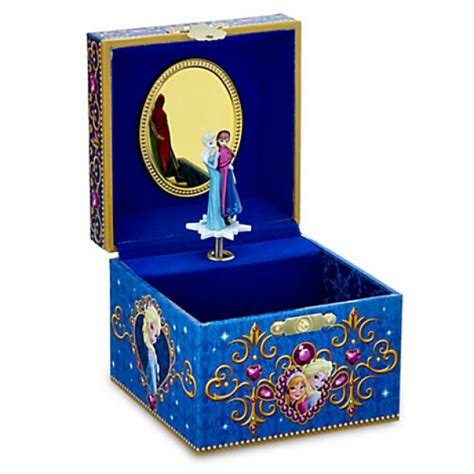 Frozen Musical Jewelry Boxes