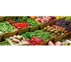 Best Fruit and vegetables diet menu