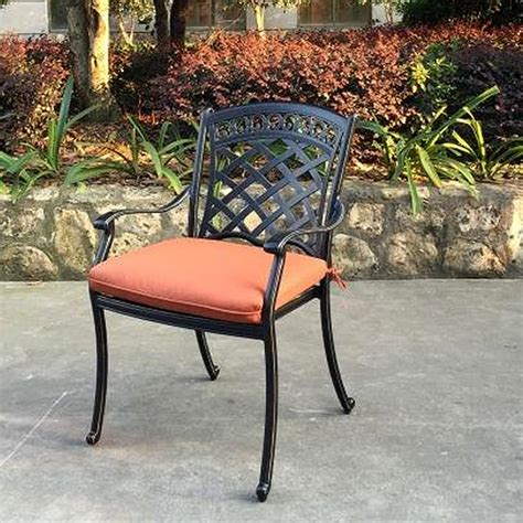 Frye Stacking Patio Dining Chair (Set Of 4)