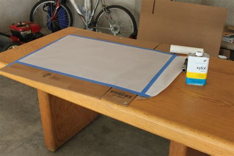 Ftir Multitouch Table Diy