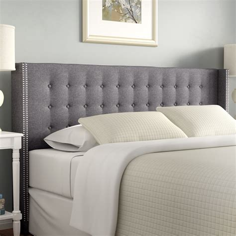 Full Bed Headboard Diy Upholstered