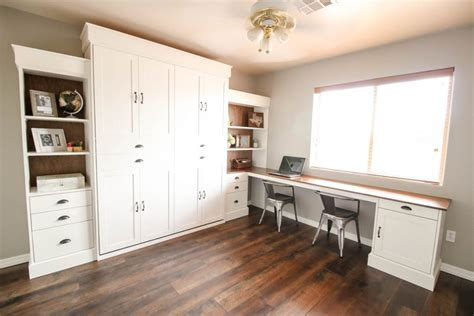 Full Murphy Bed Diy Farmhouse