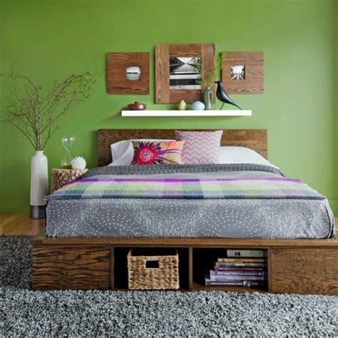 Full Size Bed With Cubbies Diy Network