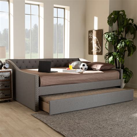 Full Size Day Bed With Full Trundle