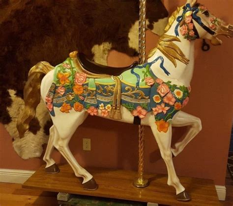 Full Size Plans For Carousel Horse