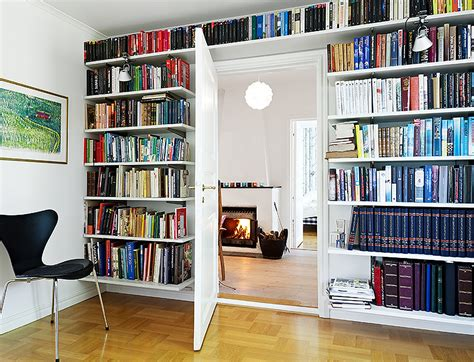 Full Wall Bookcase Plans