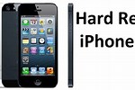 Full Restore of iPhone 5