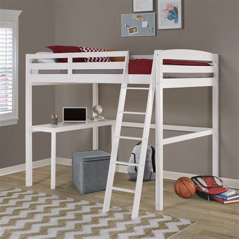 Full-Bunk-Bed-With-Desk-Plans
