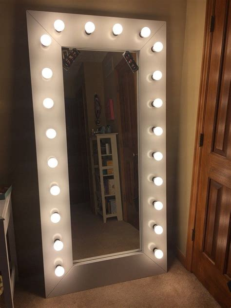Full-Length-Vanity-Mirror-With-Lights-Diy