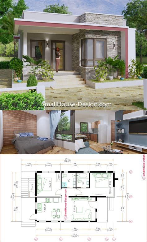 Full-Tiny-House-Plans