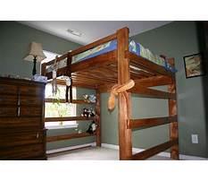 Best Full size loft bed plans.aspx