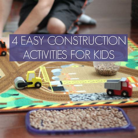 Fun Building Projects For Kids