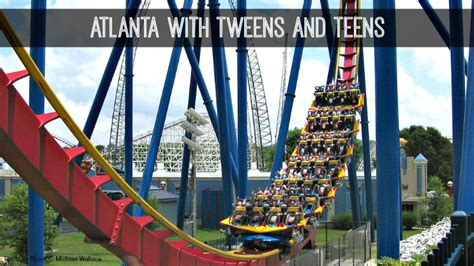 Fun Things To Do In Atlanta With Teens