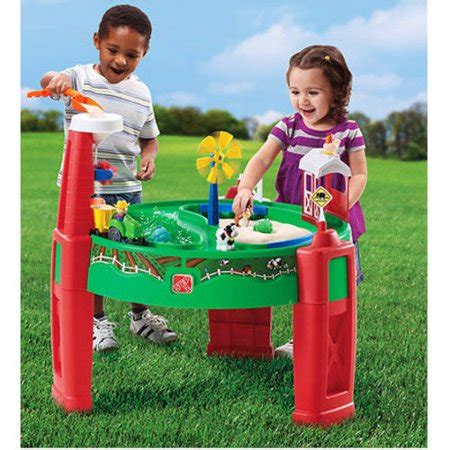 Fun-Farm-Sand-And-Water-Table