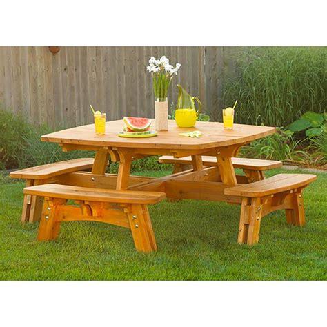 Fun-In-The-Sun-Picnic-Table-Plans