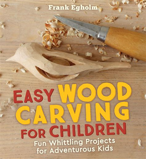 Fun-Wood-Carving-Projects