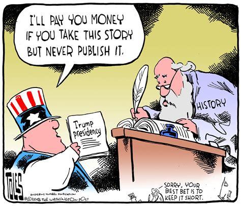 Funny Political Cartoons