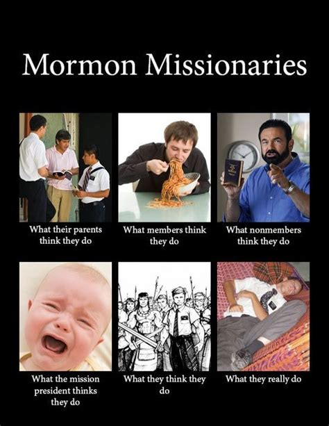 Funny Things To Say To Mormon Missionaries And Best Funny Things Ever