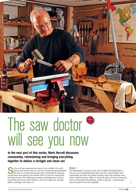 Furniture And Cabinetmaking Magazine Back Issues