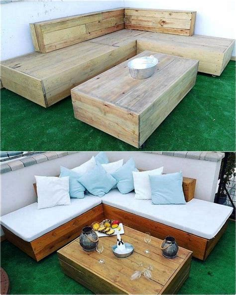 Furniture Made From Pallets For Sale