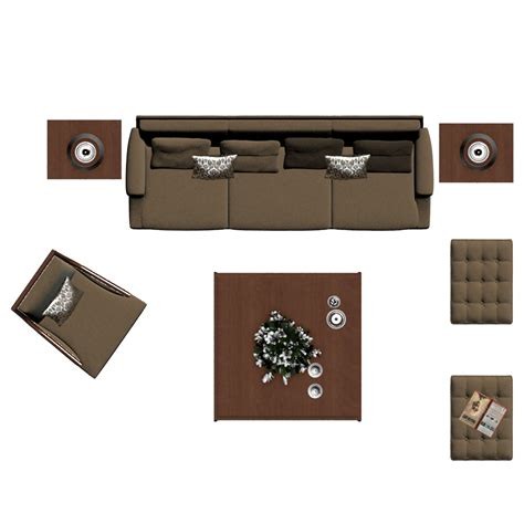 Furniture Plan Png
