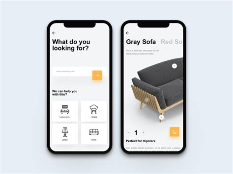 Furniture Planning App