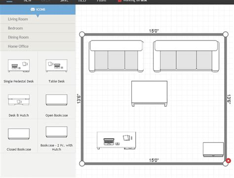 Furniture Room Planning Software