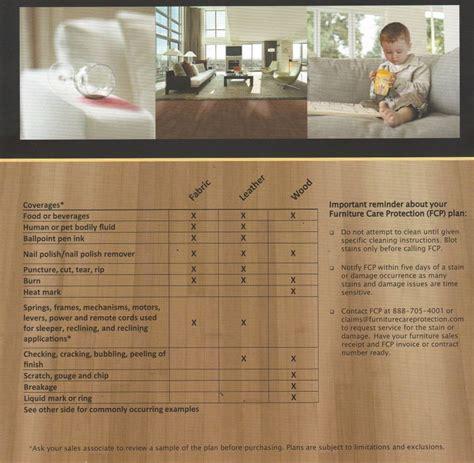 Furniture-Care-Plan