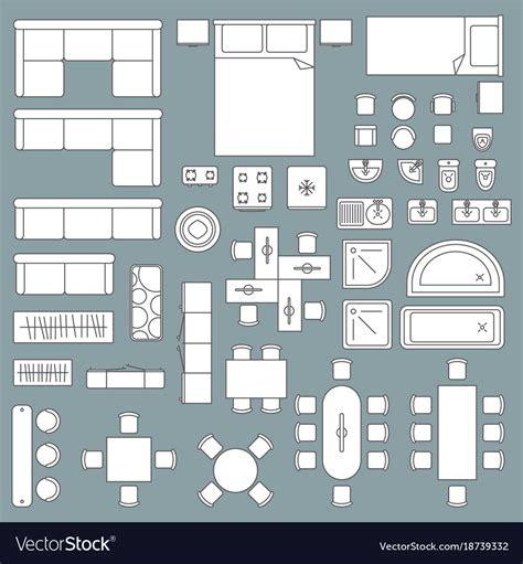 Furniture-In-Plan-Architecture
