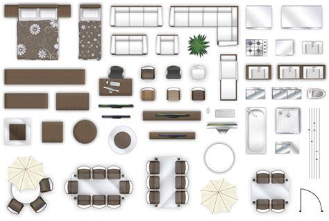 Furniture-In-Plan-View