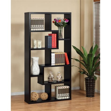 Furniture-Of-America-Display-Cabinet-Bookcase