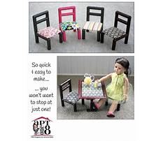 Best Furniture patterns for american girl dolls
