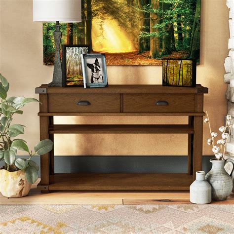 Fusillade Console Table By Birch Lane?