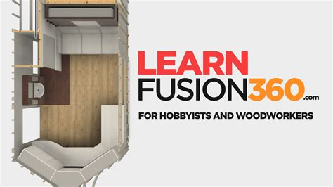 Fusion-360-For-Hobbyists-And-Woodworkers