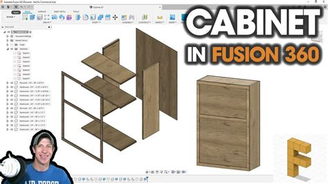 Fusion-360-Woodworking