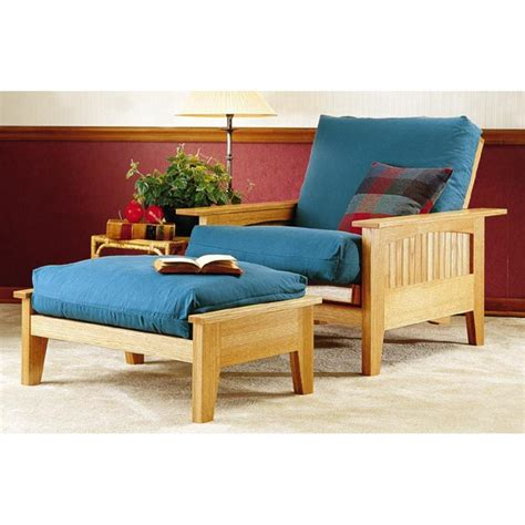 Futon Chair Plans
