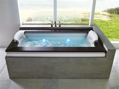 Fuzion Chroma Whisper Right-Hand 72 X 36 Drop-In Salon Bathtub