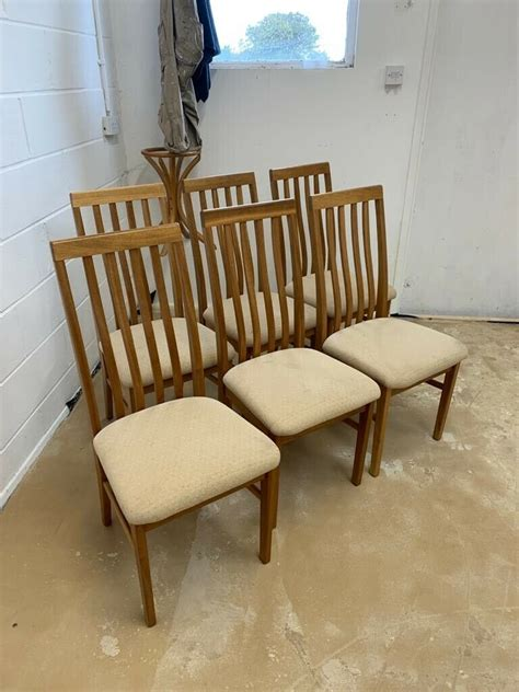 G Plan Dining Chairs Gumtree