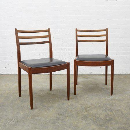 G Plan Ladder Back Chairs