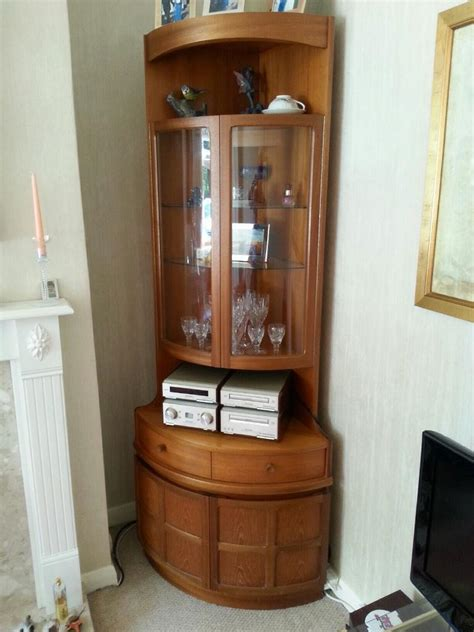 G-Plan-Corner-Display-Cabinet