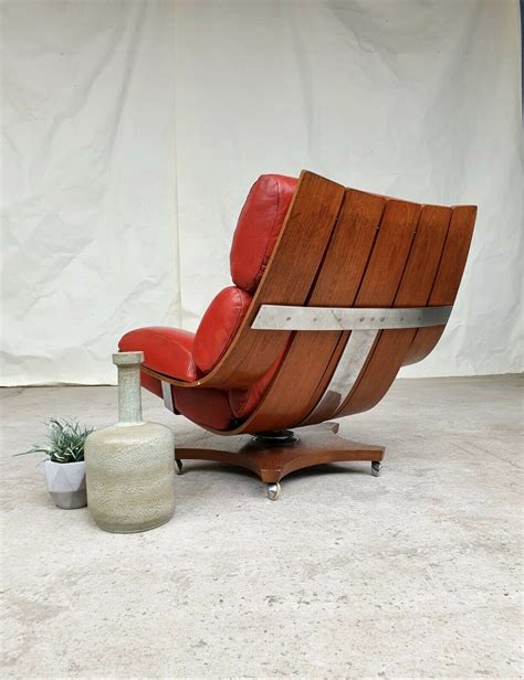 G-Plan-Leather-Swivel-Chair