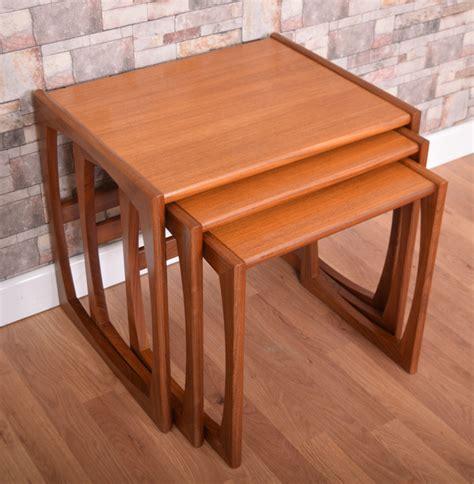 G-Plan-Quadrille-Nest-Of-Tables