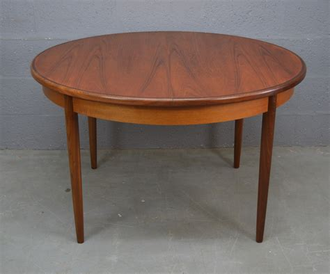 G-Plan-Round-Dining-Table