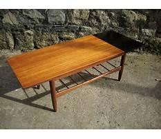 Best G plan coffee table designs