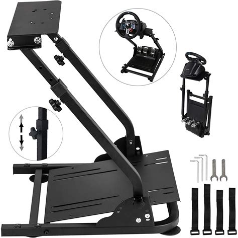 G27 Steering Wheel Stand Diy School