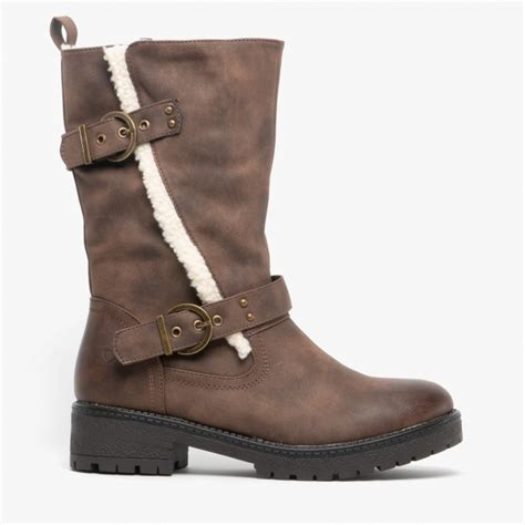 GB00125 Mid Calf Boot